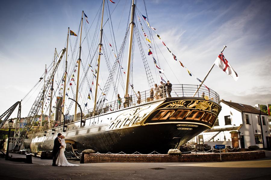 SS Great Britain Wedding - Bristol Wedding Photographer