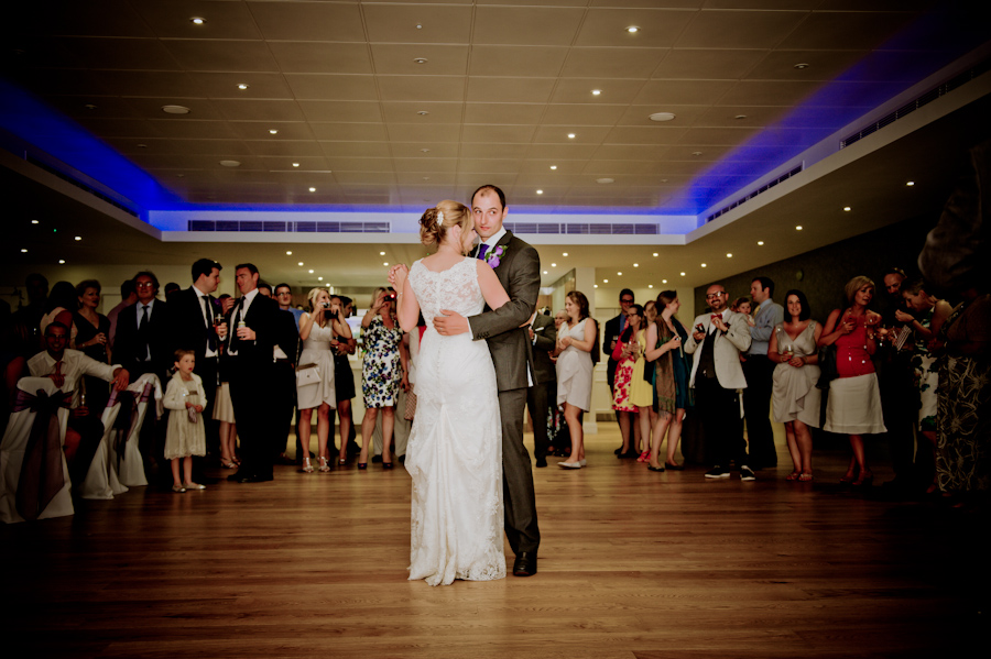 Lensbury Club Wedding Photography – Ben and Rachel