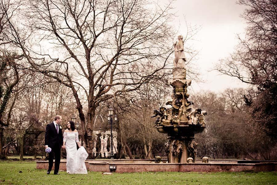 Berwick Lodge Wedding - Bristol Wedding Photographer