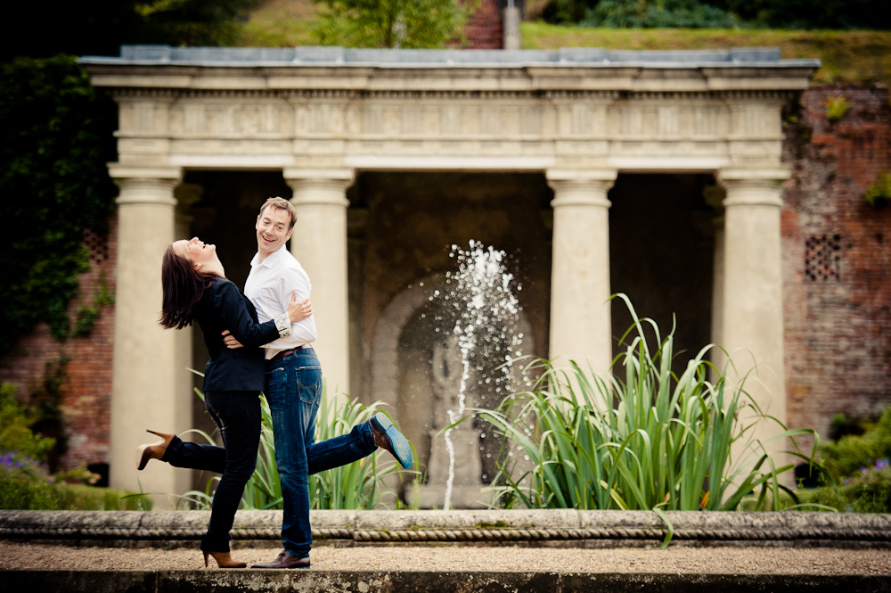 Wotton House Wedding Photography – Alex and Dave pre wedding shoot