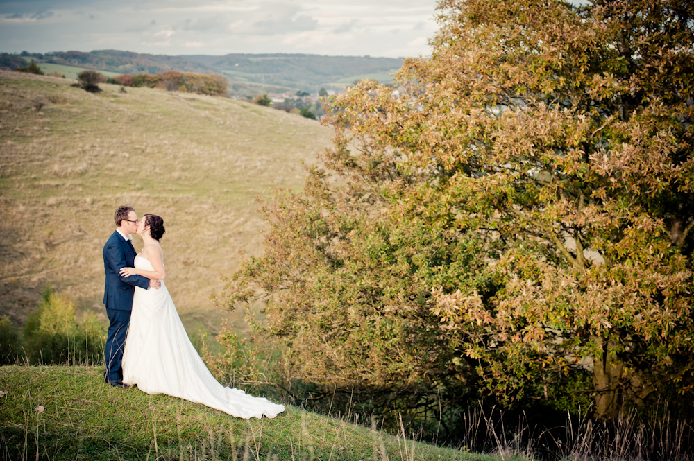 Bear of Rodborough Wedding – James and Sarah