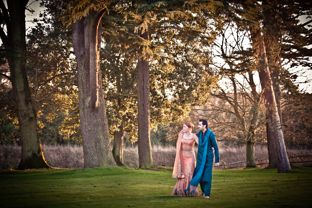 Northbrook Park Winter Wedding Photography