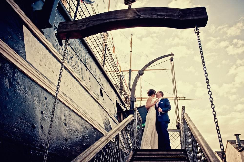 Bristol Wedding Photography-SS Great Britain