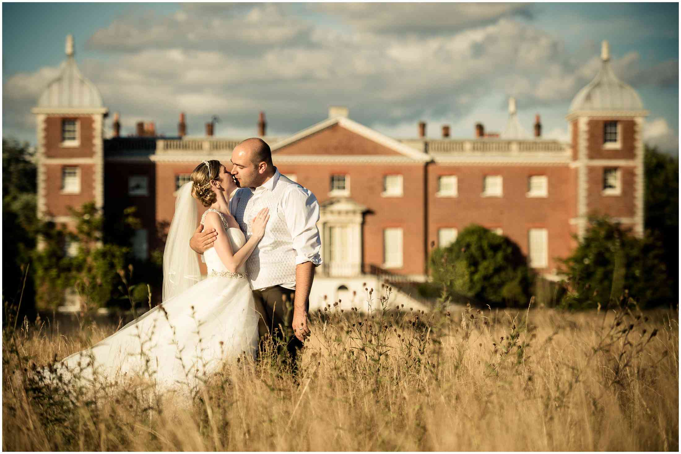 Osterley Park Wedding Photography – Hayley and Elliot