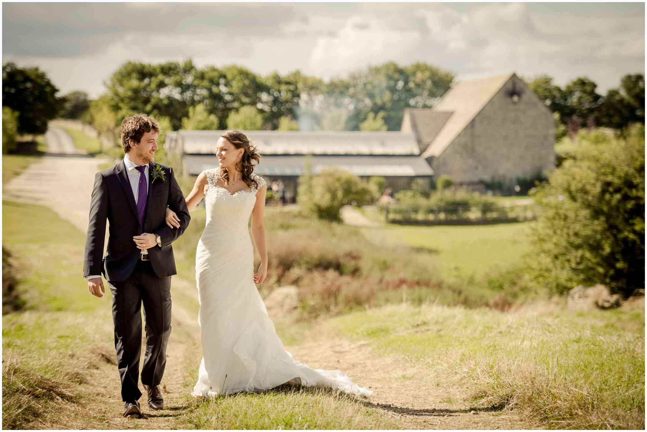 Stone Cripps Barn – Cheltenham Wedding Photography