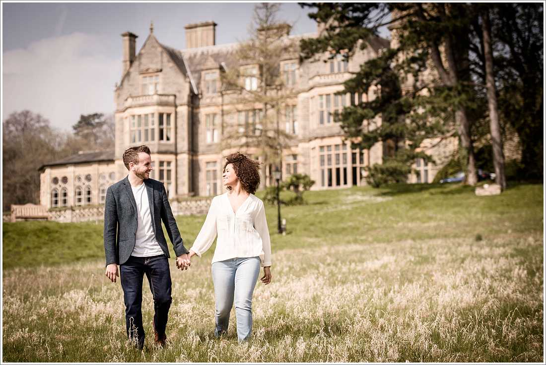 Blaisdon Hall Wedding Photography – Engagement Shoot