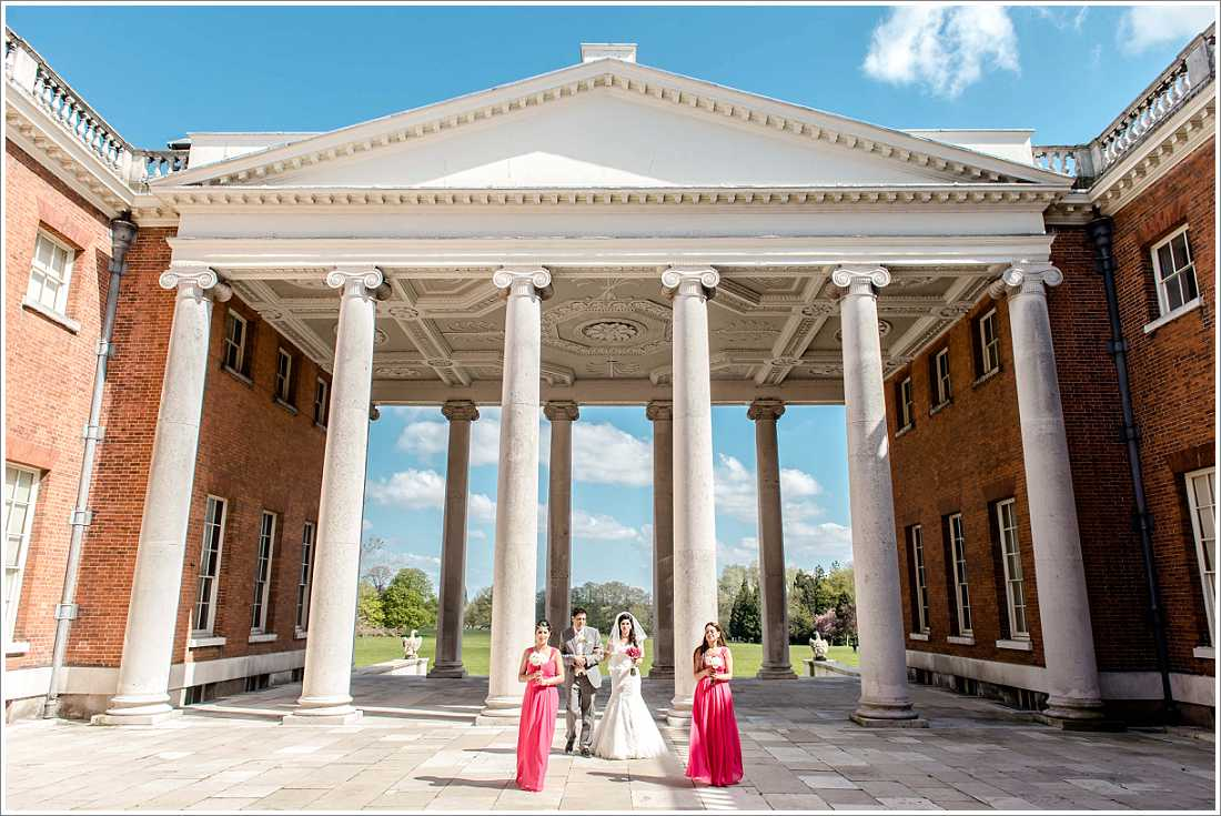Wedding Photography Osterley Park