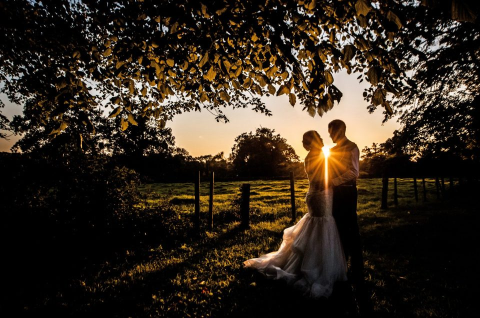 Wedding Photography Eastington Park – Amy and Josh