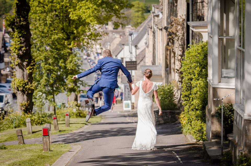 Burford Wedding Photography - Bay Tree Hotel