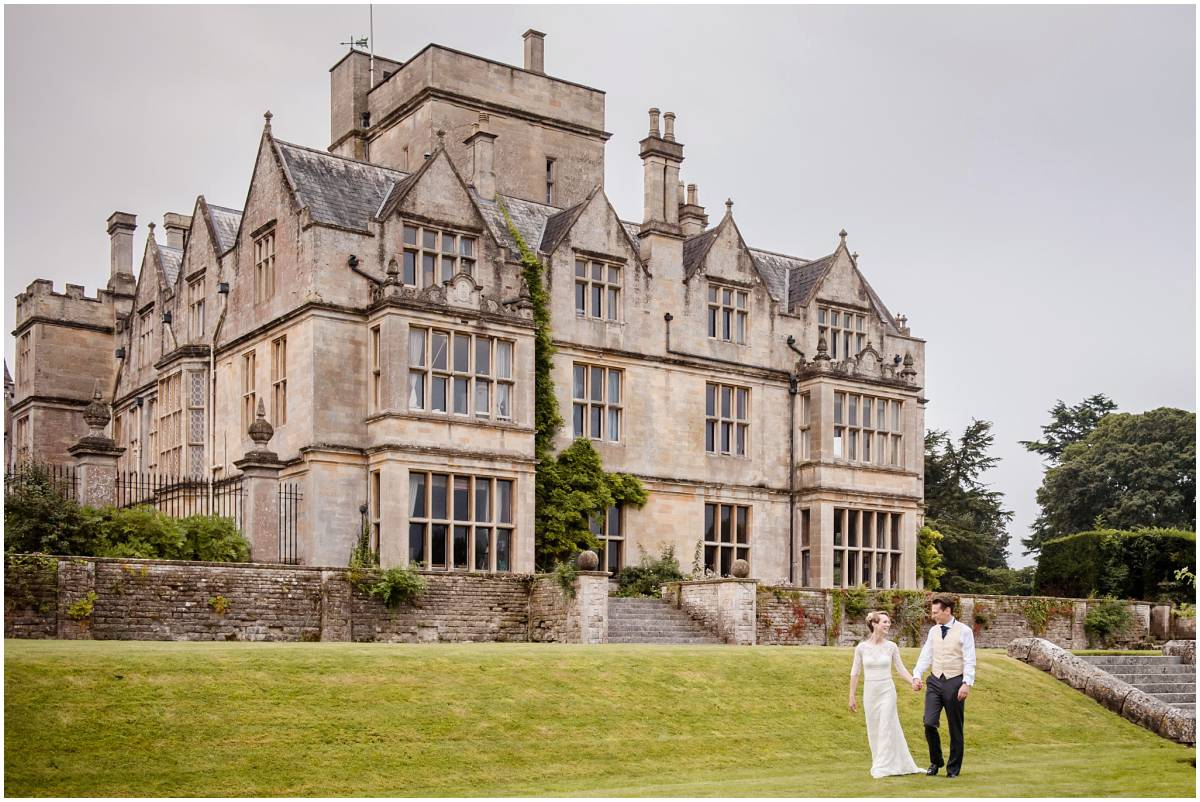 Hatherop Castle wedding
