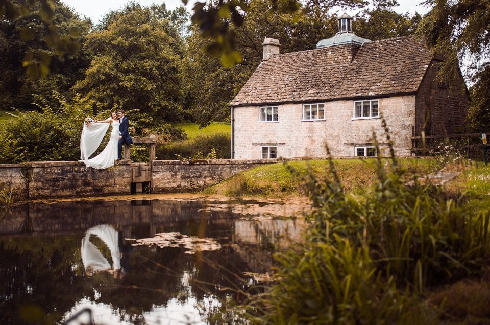 Owlpen Manor - an alternative style venue for a magical Cotswold wedding